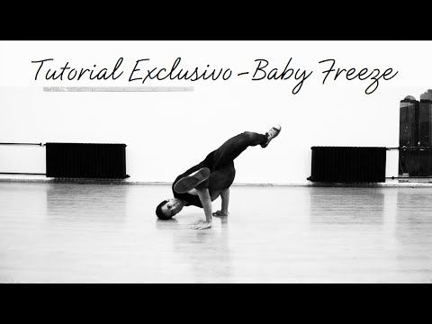 Tutorial Baby Freeze | Cómo Bailar Break-Dance Paso A Paso  #bailar #break #dance