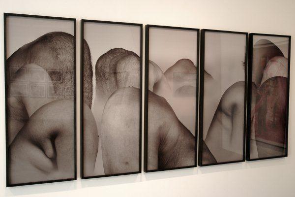 """Looks Like a Landscape"", Liu Wei, 2004. Art Experience:NYC http://www.artexperiencenyc.com/social_login"