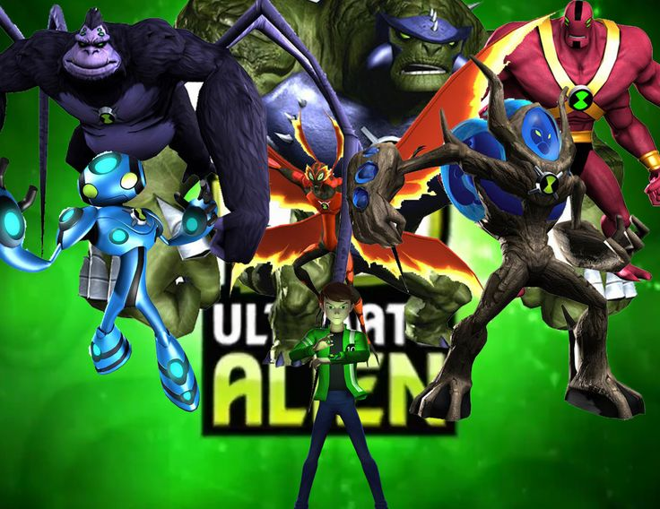 8 Best Ben 10 Vs Alien Images On Pinterest