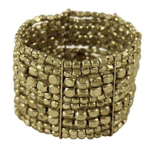 COOL ELASTIK ARMBÅND!    Står du også og mangler prikken over i'et til dit sommer outfit eller aftenens fest - så tjek dette nye metal armbånd ud!    Pris - 99,-    Find det her:  http://www.tankestrejf.dk/elastik-metal-aarmband.html