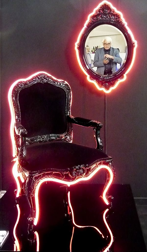 Neon Neon Chair Collection of Lee Broom