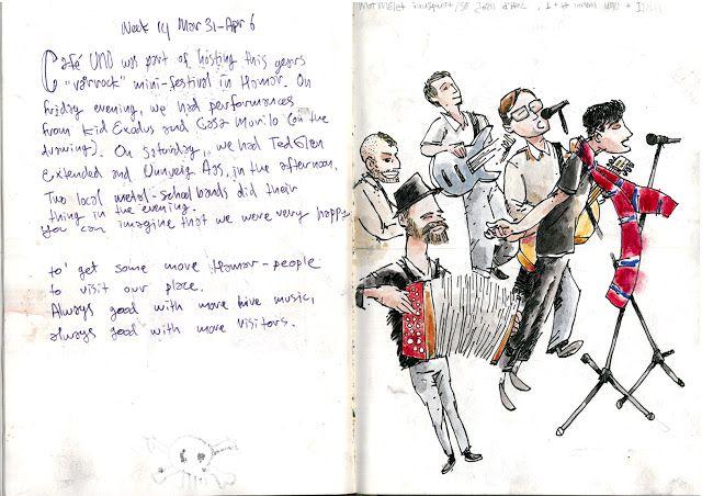 Drawing Diary: Week 14 2013 nr1