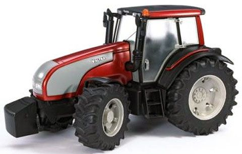 One of our customers had this to say about Bruder's Valtra T 191 Tractor: Great model. Right up there in realism with the Bruder Fendt 936. I've seen the real tractor at a farm in my area a few times and the toy looks just like the real one. You or your kid will no doubt enjoy this model.