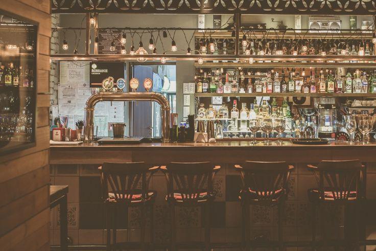 Bar LIVADA - Restaurant & Music Lounge | Rares Sebeni | desebeni |  Vintage Modern Photography