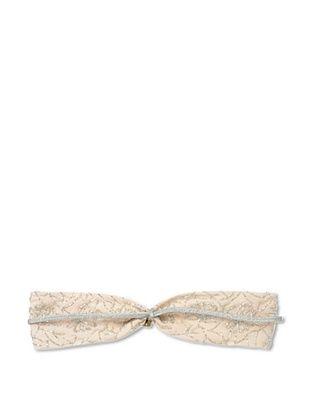 55% OFF Priti Moudgill Women's Bugle Bead Turban Headwrap, Baby Pink