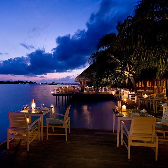 Conrad+Maldives;+Rangali+Island+|+Food+
