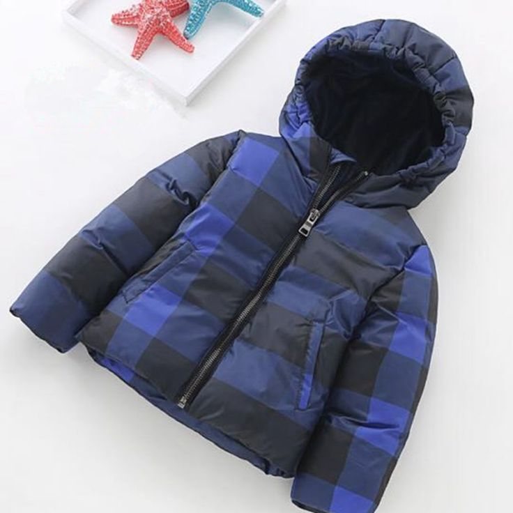 >> Click to Buy << YNB 2017 Baby Winter Jacket Unisex Brand Children Winter Jackets for Boys High Quality Plaid Long Cotton Kids Winter Jacket Coat #Affiliate