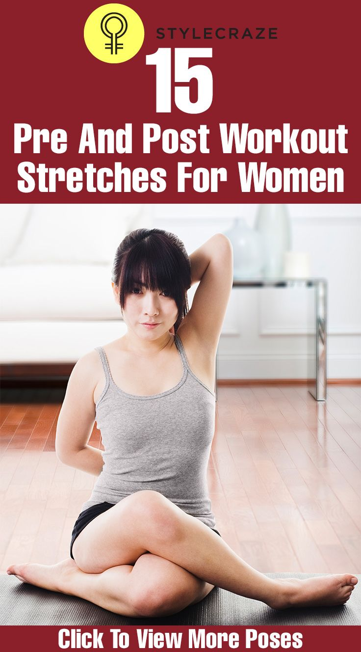 Have you been working out and not getting the desired results? Are your sore muscles preventing you from pushing yourself hard enough? The reason might be the lack of pre- and post-workout stretching exercises