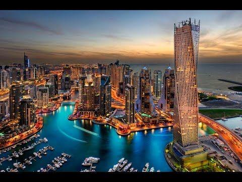 Nagie miasto- Kwiat Pustyni Dubaj