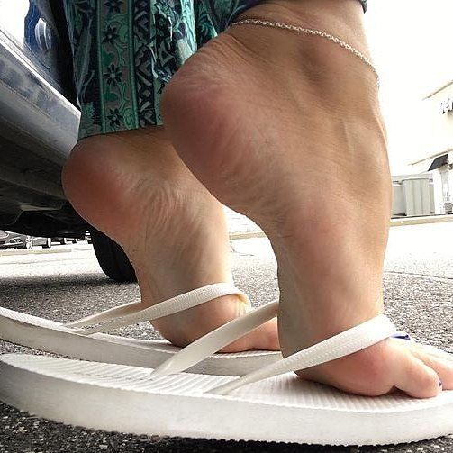 Pin on her sole her toe