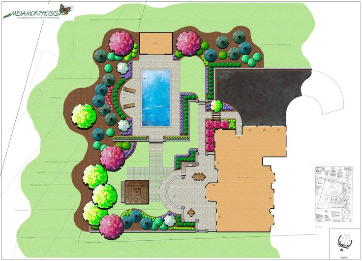 Dynascape Color Plans for some of our #landscaping clients.
