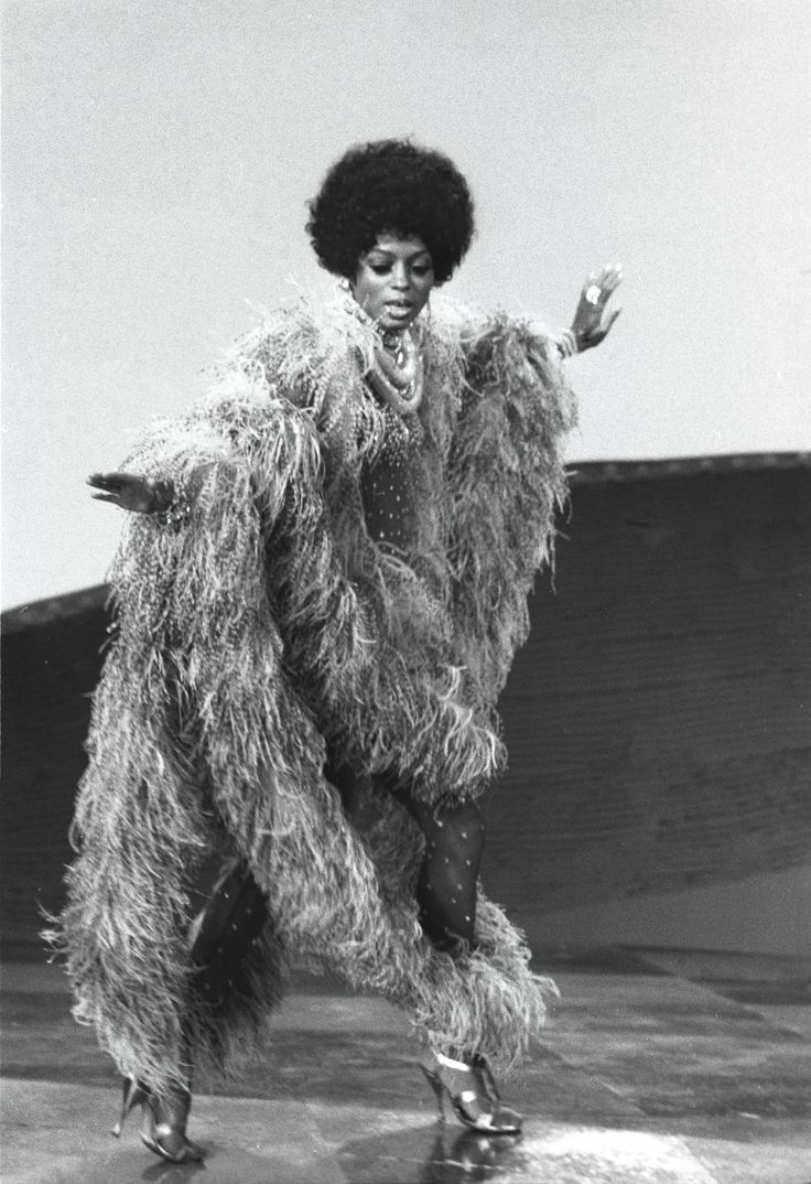 The one & only..... diana ross