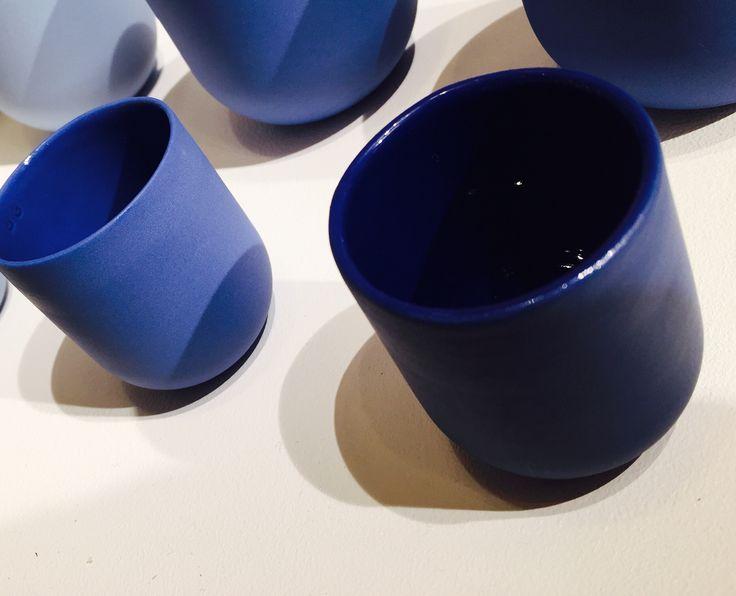 Coffee cups. ... Fabriek.