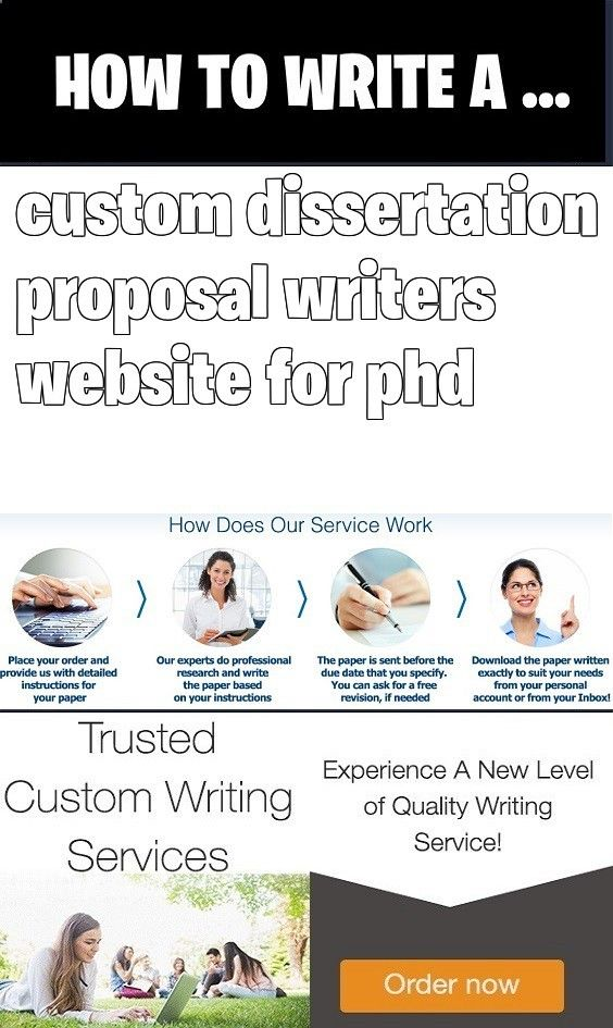 professional thesis proposal writers websites for phd