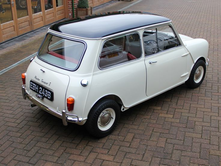 Mini Cooper Mk I 970S RHD › Specialist Cars for Sale › Showrooms › JD Classics