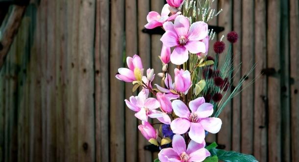 Kaunis kukkakimppu