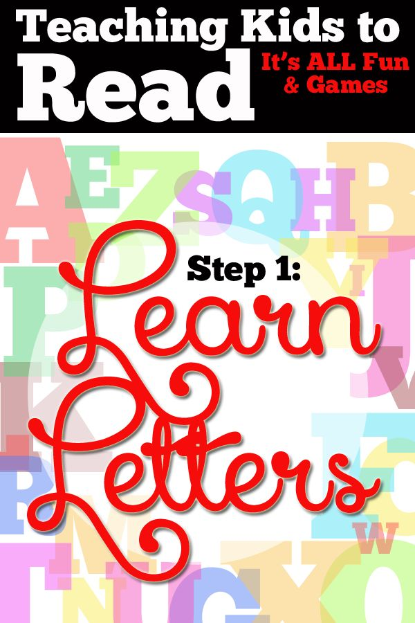 Learning letters is all about fun & games.  Here are a bunch of games to play to learn your letter sounds!  #pullingcurls