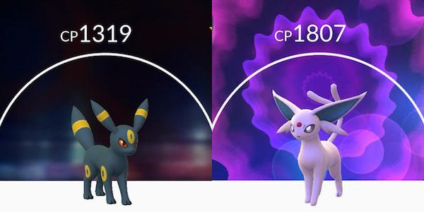 Wondering how to get your Eevee to change into Umbreon and Espeon? We've got your back.