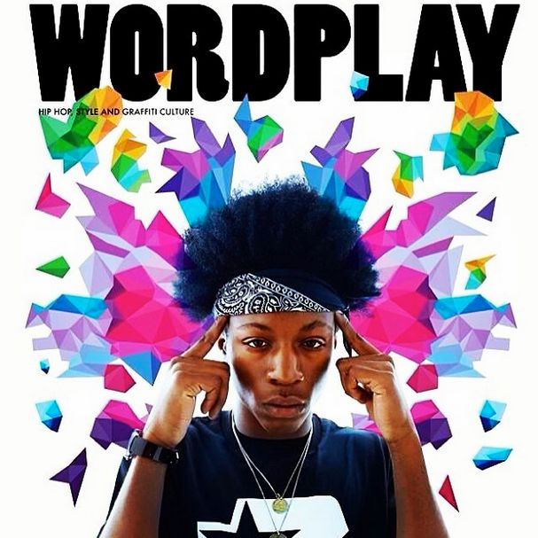 JOEY BADASS ON THE COVER OF WORD PLAY.. WATCH FOR THE NEW ALBUM