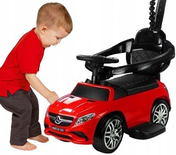 Jezdzik Pchacz Chodzik Mercedes Gle 63 3w1 Autko 8952334376 Oficjalne Archiwum Allegro Mercedes Toy Car Toys