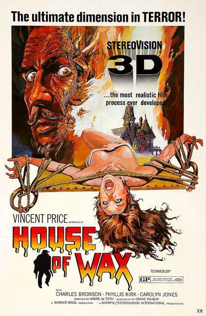 """House of Wax"", (1953)"