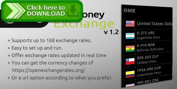 [ThemeForest]Free nulled download Our Money Exchange from http://zippyfile.download/f.php?id=50364 Tags: ecommerce, exchange, money, rates, widget, wordpress
