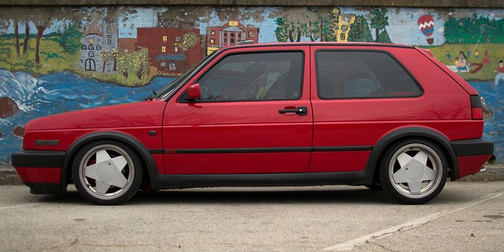 Find Of The Day Another Clean Mk2 Gti Needs A Good Home