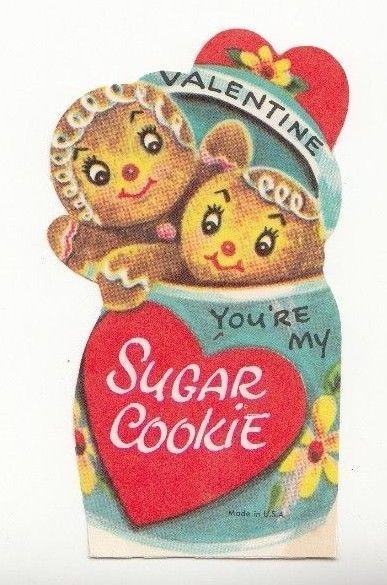 Unused Adorable Little Gingerbread Man In A Cookie Jar Vintage