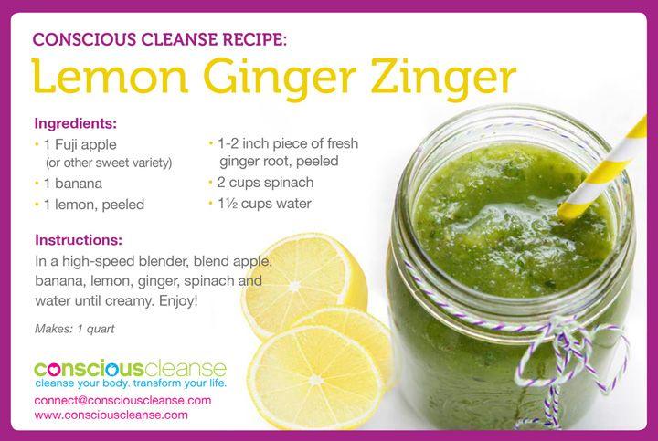 Lemon Zinger Cake Recipe