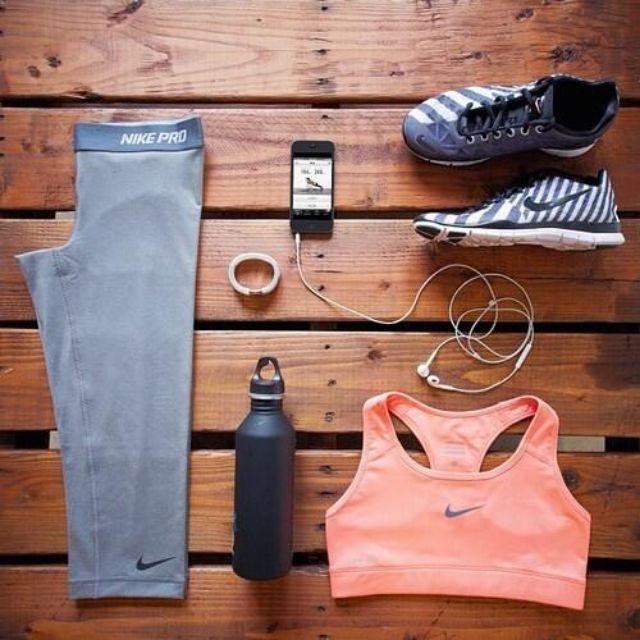 Nike workout gear