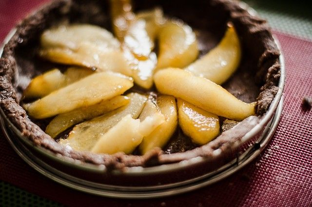 crostata pere e cioccolato (6)