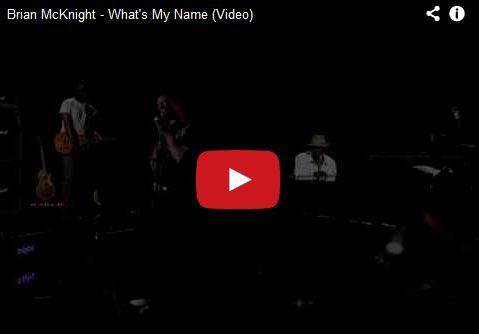 Watch: Brian McKnight - What's My Name See lyrics here: http://brianmcknightlyrics.blogspot.com/2011/12/whats-my-name-lyrics-brian-mcknight.html #lyricsdome