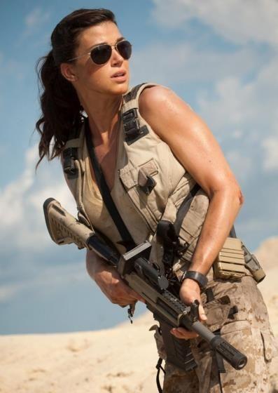 女性からも「かっこいい!!」の声続出。男勝りな強気キャラが人気の秘密?女優ミシェル・ロドリゲス