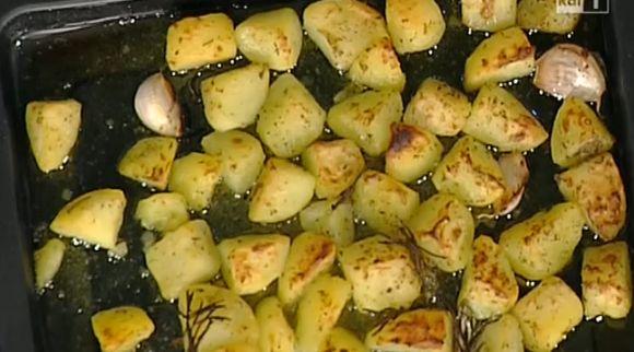 La ricetta delle patatone al forno di Luisanna Messeri | Ultime Notizie Flash
