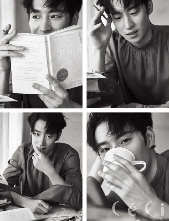 the-editorial-photoblog — Lee Je Hoon / Ceci Korea / August 2016