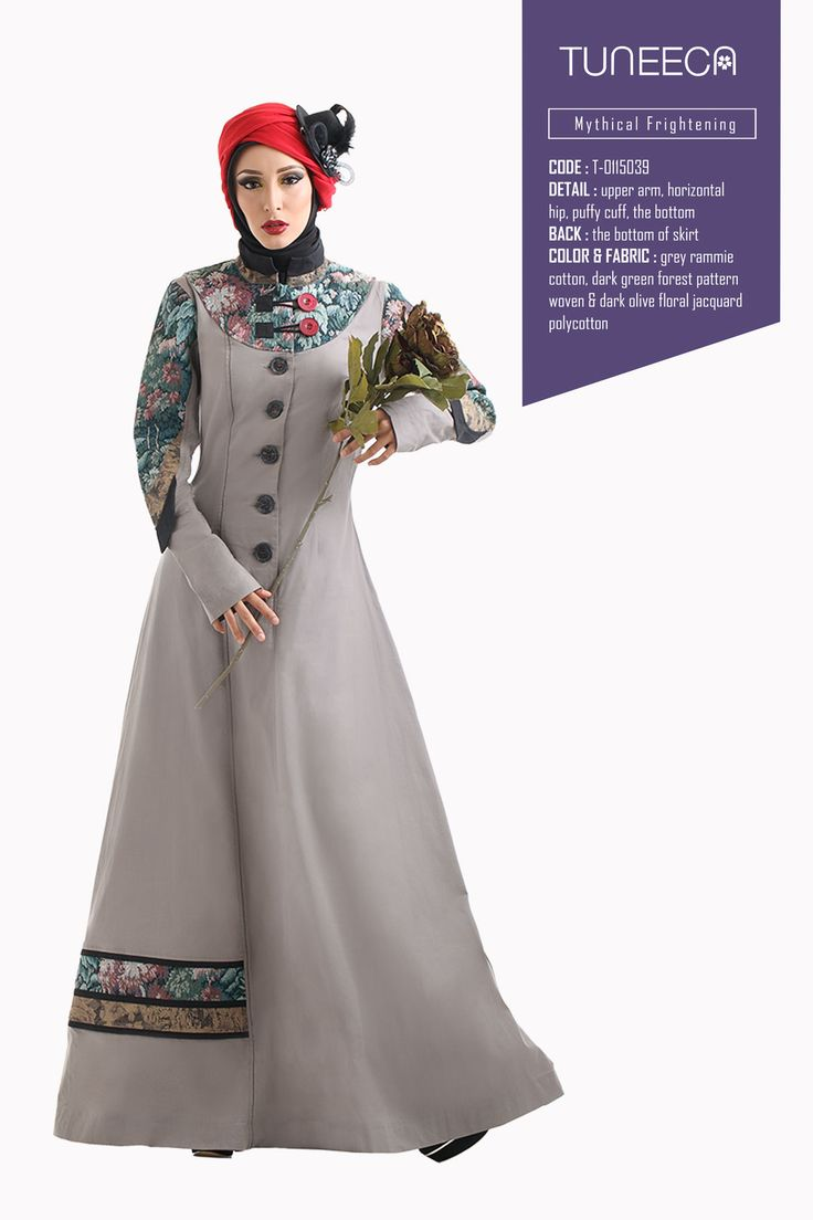 Aurora in Fairy Land by Tuneeca  #tuneeca #muslimwear #hijab #fashion #casualwear #tuneeca #muslimwear #hijab #fashion