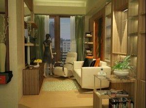 Apartemen dengan space yang tidak begitu besar dapat dijadikan tempat yang sangat nyaman apabila anda mengetahui caranya