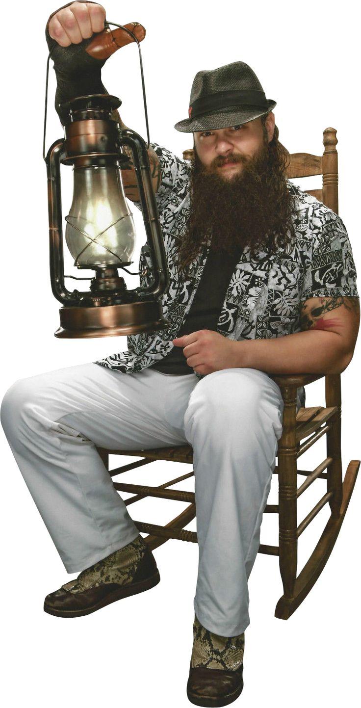 Bray Wyatt. Seriously underrated
