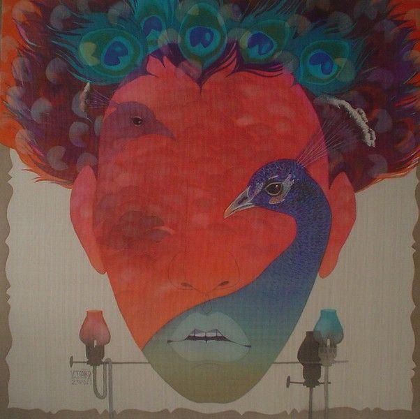 Vu Dinh Tuan - Peacock in Love (1)