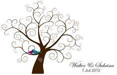 Der DIY Fingerabruck BaumDiesen Montag möchte ich Euch eine kleine Inspiration für Eure Hochzeit geben. Der DIY Fingerabruck Baum zum selbst basteln.Die Vorlage für den Fingerabduck-Baum kann man einfach Ausdrucken und auf den Tisch vom Gästebuch legen, dass jeder Gast einen Fingerabdruck…