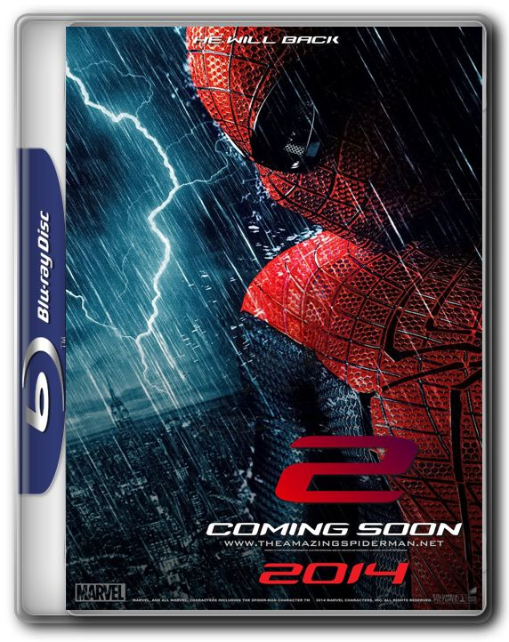 The Amazing Spider-Man 2 2014 BluRay 850MB nItRo  For more Updates - http://goo.gl/TrrvQt
