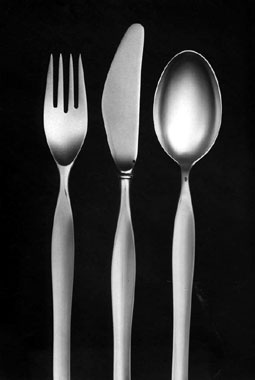 Tapio Wirkkala - Tapio silverware