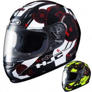 HJC CL-Y Simitic Youth Street Cruising DOT Motorcycle Helmets