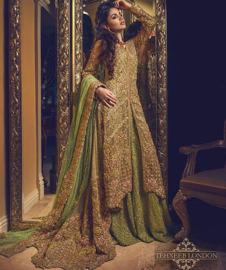 Saira Rizwan Royal Velour Bridal Collection 2016