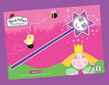 Ben and Holly's Little Kingdom - Holly's Wand