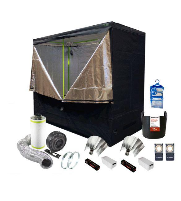 Midi Urban Tent Kit 240X120X200Cm Grow Tent Grow Room 640 x 480