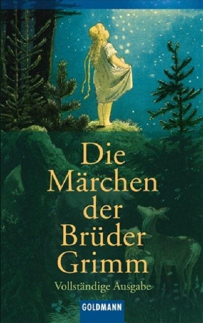 Grimm Fairy Tales...auf Deutsch.