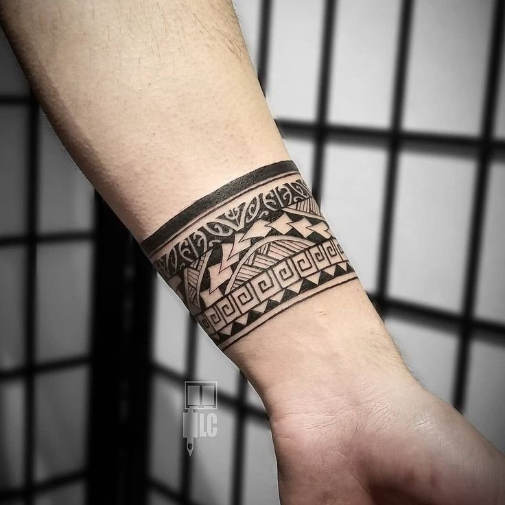 Logan Cheung On Instagram Custom Polynesian Armband Design I Created For My Client Thanks For Trus Band Tattoo Designs Forearm Band Tattoos Wrist Band Tattoo