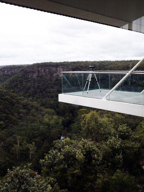 Harry Seidler Berman House. Joadja, Australia.