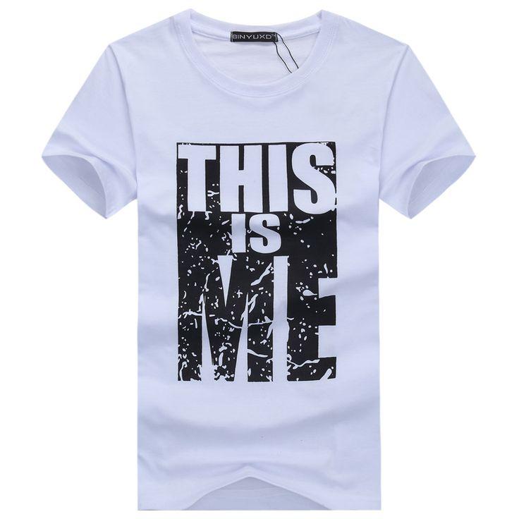 Mannen T-Shirts Katoen Plus Size Tee Shirt Homme Zomer Korte mouw Toevallige mannen T-shirts Mannelijke T-shirts Camiseta Tshirt Homme merk